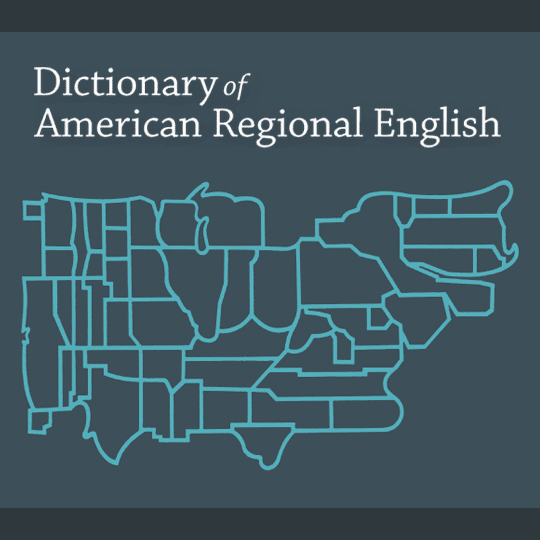 Dictionary of American Regional English | DARE